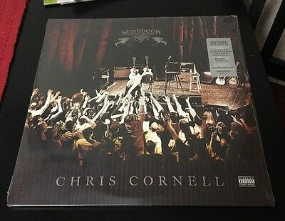 Chris Cornell Songbook 2Lp Set  New And Sealed Vinyl  Soundgarden
