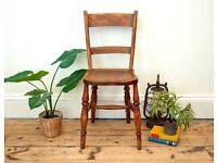 Antique Original Farmhouse Chair
