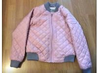 Pink coat Age 10 from Next