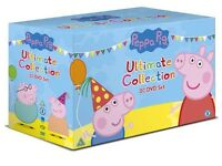 Peppa pig box set DVDs