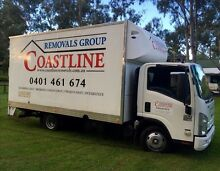 Gold Coast Removalist Coastline Removals Furniture Removals Broadbeach Waters Gold Coast City Preview