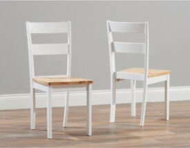 Two Beecher falls chairs