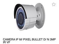 3MP IP BULLET CAMERA