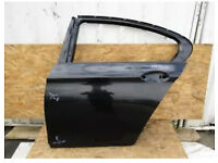 Bmw 5 series f10 passenger rear door black