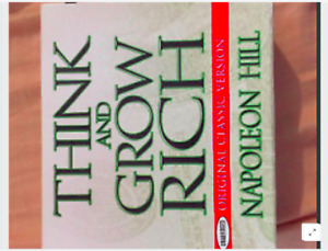 Napoleon Hill Think and Grow Rich Audio Book