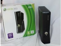 X Box 360 250gb   Bundle with accessories #Boom !!Bargain!!