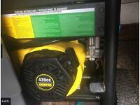Champion Dual Fuel 7Kva Generator, Used Once