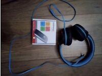 Sony MDR ZX660AP Headphones + Reddmango MP3 Player