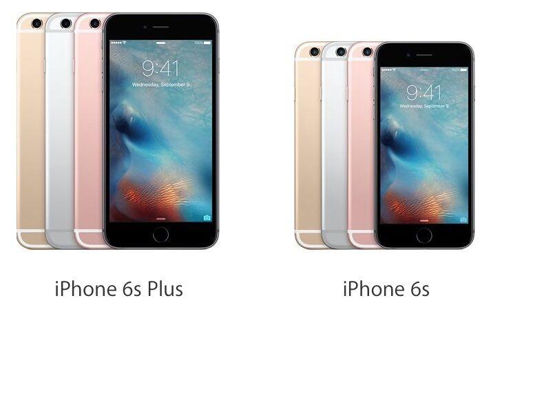 Купить Apple - New Apple iPhone 6S 6S Plus - 16g 64gb Factory Unlocked Smartphone All Colors