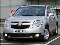 *7 Seater* Chevrolet Orlando LT 2.0 VCDI *STUNNING MPV SUV JEEP* Not Ford Galaxy Mercedes Ml M CLASS