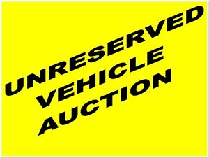 UNRESERVED VEHICLE AUCTION - ADESA ST.JOHN'S