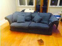 FREE Super-comfy sofa!