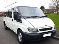 2 Mini Buses to Sell - A Bargain !! - £2500 - 15 seater mini bus and 17 seater mini bus