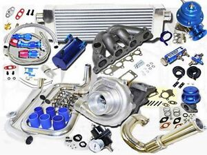 Complete Turbo Kit Honda Civic