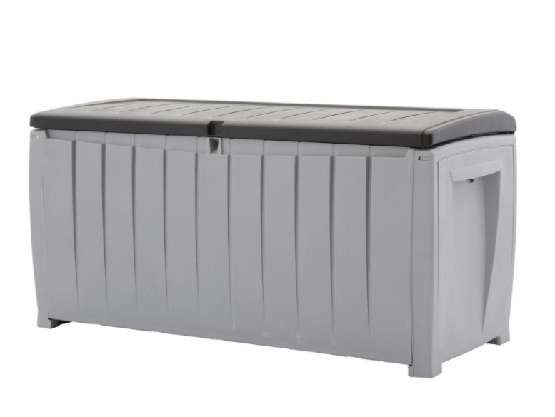 Outdoor Deck Box Large 90 Gallon Storage Container Bin Patio