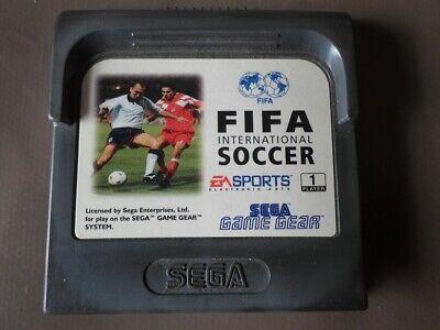 FIFA SOCCER INTERNATIONAL ( GAME GEAR - SEGA ) comprar usado  Enviando para Brazil