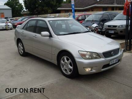 Lexus Is200 Sports Sedan, Auto Rent From $250pw Werribee Wyndham Area Preview