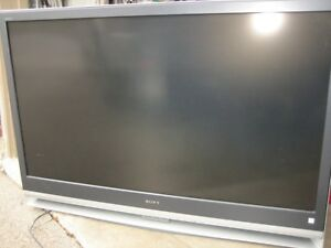 "Sony 60"" Projection TV model NO: KDF-55E2000, $50Fully working"