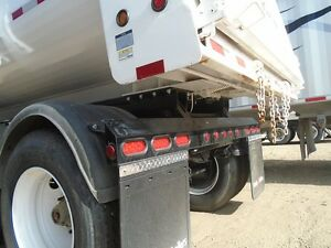 2013 Canuck end dump gravel trailer Moose Jaw Regina Area image 6