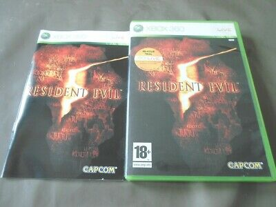 RESIDENT EVIL 5 ( XBOX 360 ) COMPLET