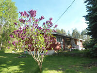 Country home on 2.9 acres !!
