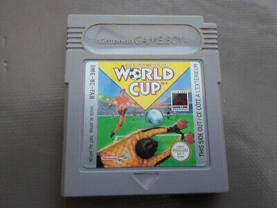 NINTENDO WORLD CUP ( GAME BOY - NINTENDO )  for sale  Shipping to Nigeria