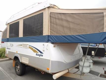 OFF ROAD JAYCO FAMILY POP_TOP WITH GREAT CONDITION