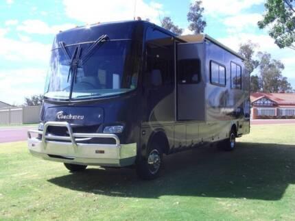 COACHMEN MIRADA MOTORHOME Perth Perth City Area Preview