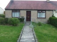 VERY ATTRACTIVE 2 BED UNFURNISHED BUNGALOW IN DUNBAR
