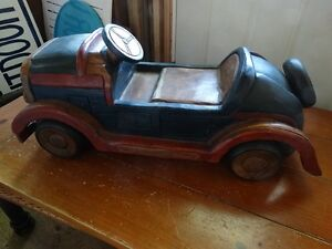 Wooden Rocker Car