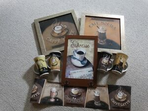 Pictures with Coffee Theme