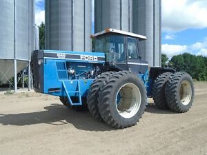 FORD 846 Tractor