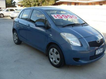 2005 Toyota Yaris Hatchback OR RENT FROM $210PW (BOOKED) Werribee Wyndham Area Preview
