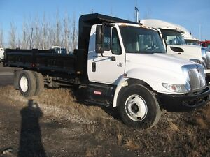 Really clean single axle