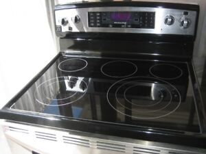 KitchenAid Stainless steel stove, convection oven, $500Fully Fu