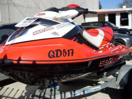 2007 SEADOO RXT 215 SUPERCHARGED 110HRS 3 SEATER Werribee Wyndham Area Preview