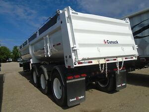 2013 Canuck end dump gravel trailer Moose Jaw Regina Area image 4