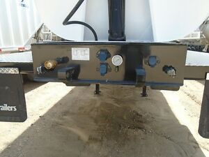2013 Canuck end dump gravel trailer Moose Jaw Regina Area image 10