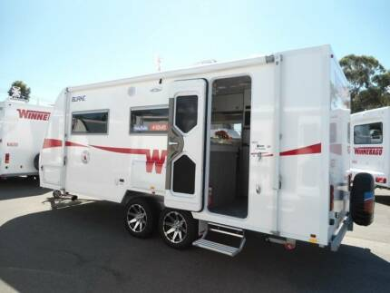 2017 SEMI OFF RD CARAVAN WITH 150W SOLAR FOR SPECIAL PRICE $$