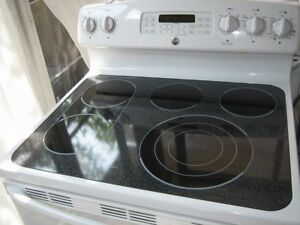 GE ceramic top stove,convection oven, self cleaning, $320