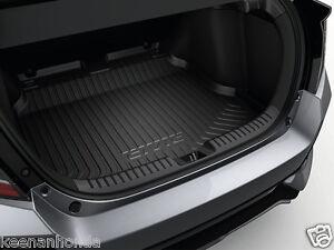 Genuine OEM Honda Civic 5dr Sport Touring Hatch back Trunk Tray 2017-2018 Cargo