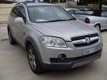 Holden Captiva CG LX 4WD RENT it From $295.00 Werribee Wyndham Area Preview