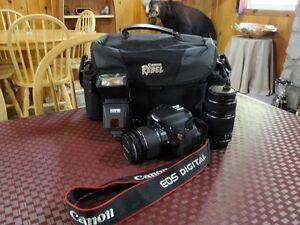 New Canon Rebel T3I Package Deal!