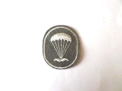DDR NVA Aufnäher Stoff- Abzeichen Patch für Uniform Fallschirmjäger Paratrooper