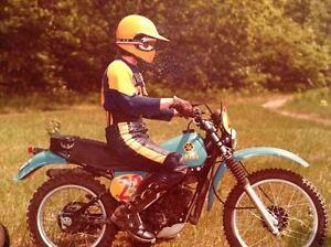 LEATHER MOTORCYCLE RACING MOTOCROSS MX PANTS Belleville Belleville Area image 8