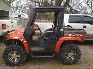 Used 2010 Arctic Cat Prowler XTZ