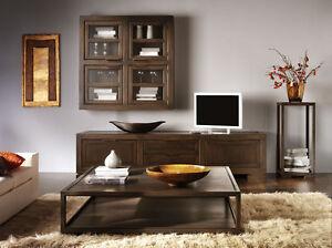 Parete attrezzata libreria porta tv stile etnico wenge 39 anche altri colori ebay - Soggiorno stile etnico ...
