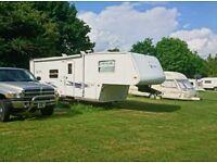 Fifth wheel caravan sunvalley Xtreme lite