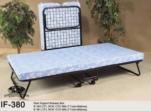 Rollaway Bed - FREE DELIVERY