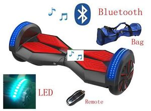 Super Promo!! New Hoverboard (Bluetooth + remote + handbag)